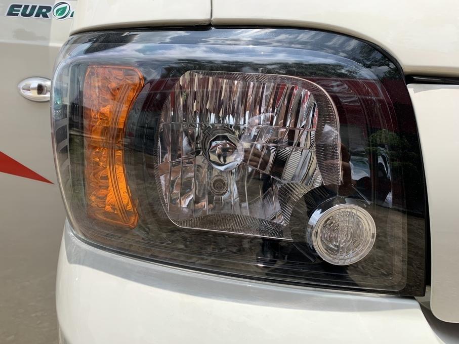 Hệ thống đèn chiếu sáng của xe.