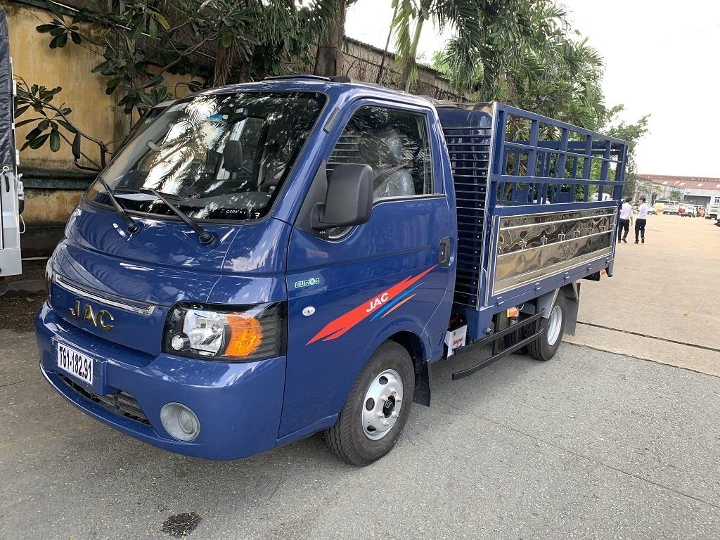 Jac 990 kg thùng bạt