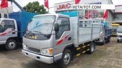Xe tải JAC 2,4 tấn đầu tròn