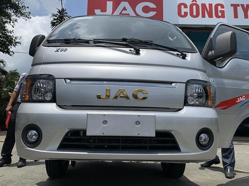 Ngoại hình xe tải JAC