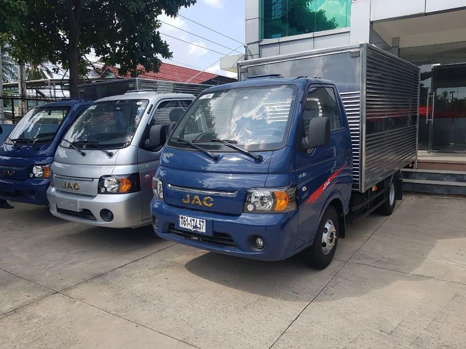Xe tải JAC 1.5 tấn X150