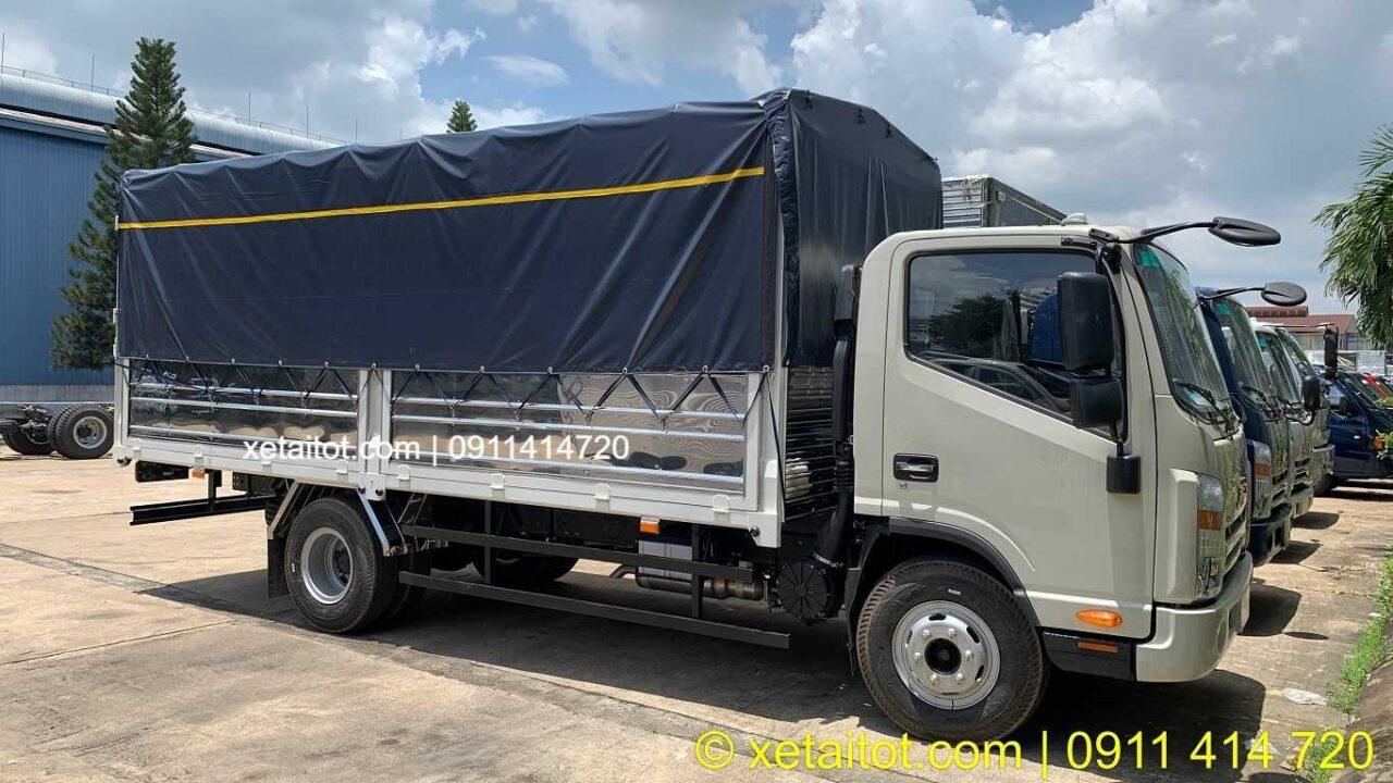 Xe tải JAC N650 6.5 tấn hoặc 5 tấn
