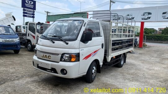 Xe tải 1.5 tấn JAC X150