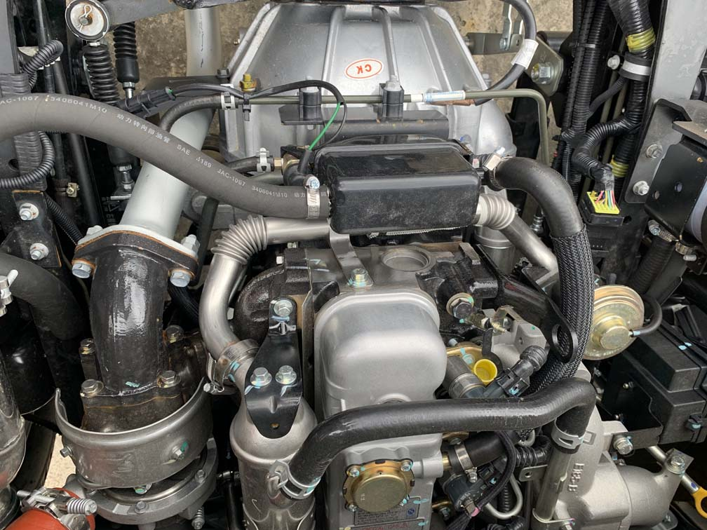Động cơ của xe JAC N200