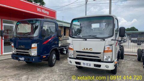 Xe tải JAC 1.9 tấn N200