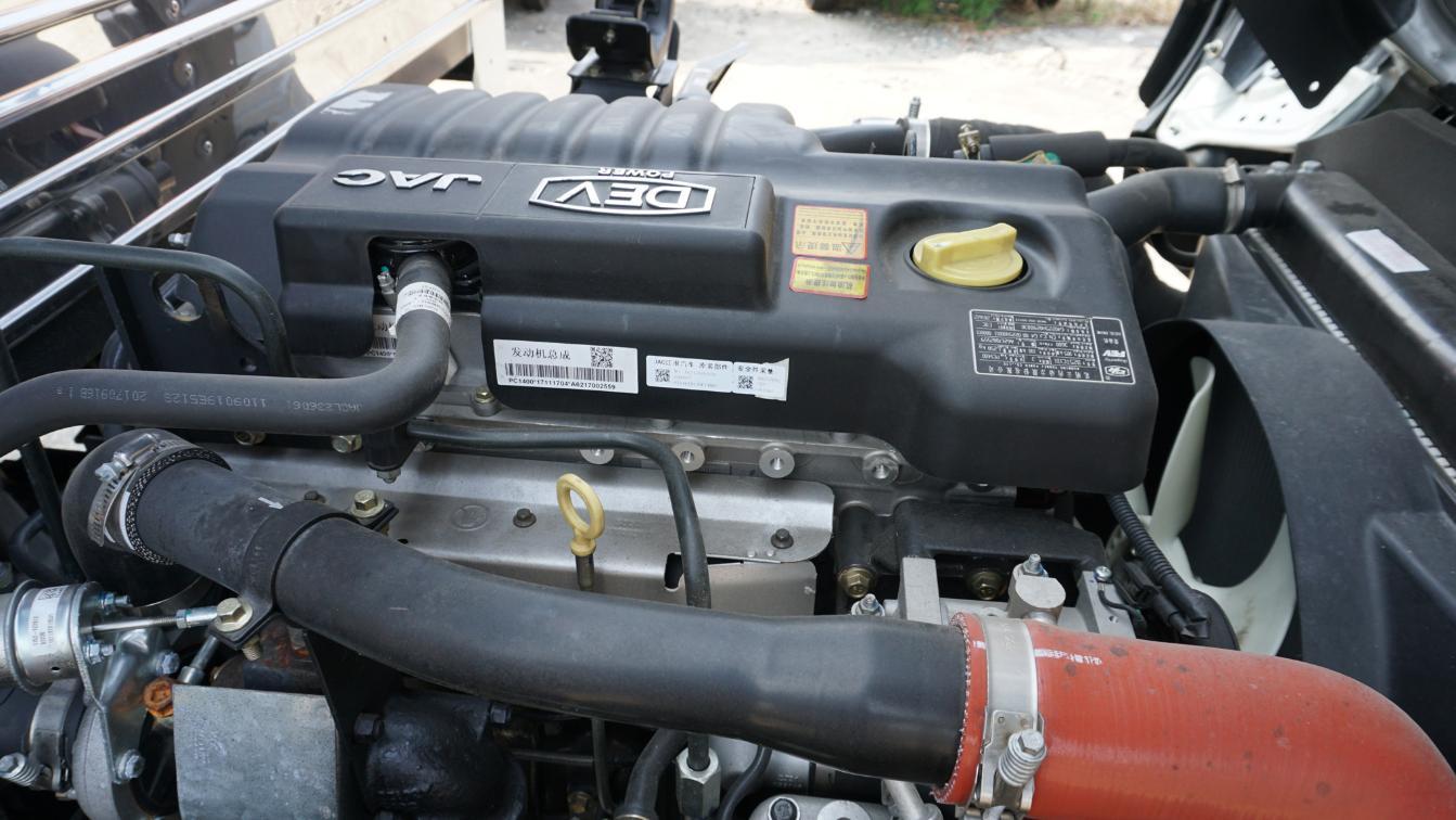 Động cơ xe tải JAC 5 tấn L500