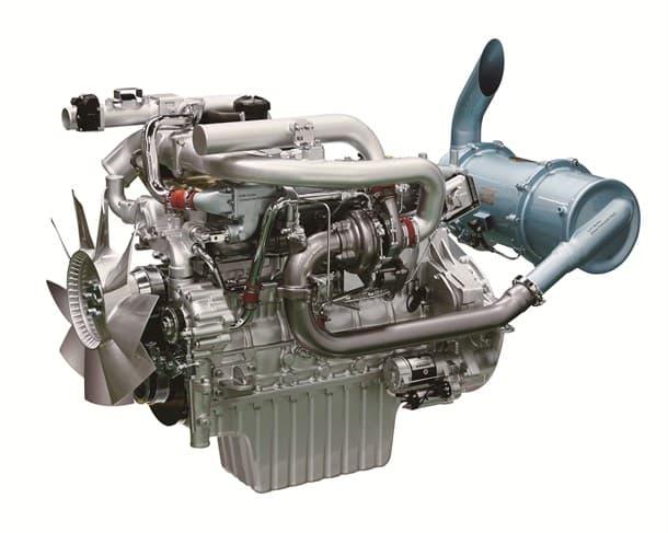 Động cơ xe tải Daewoo DK6L