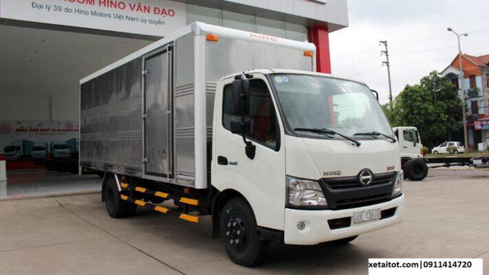 Xe tải 5 tấn Hino