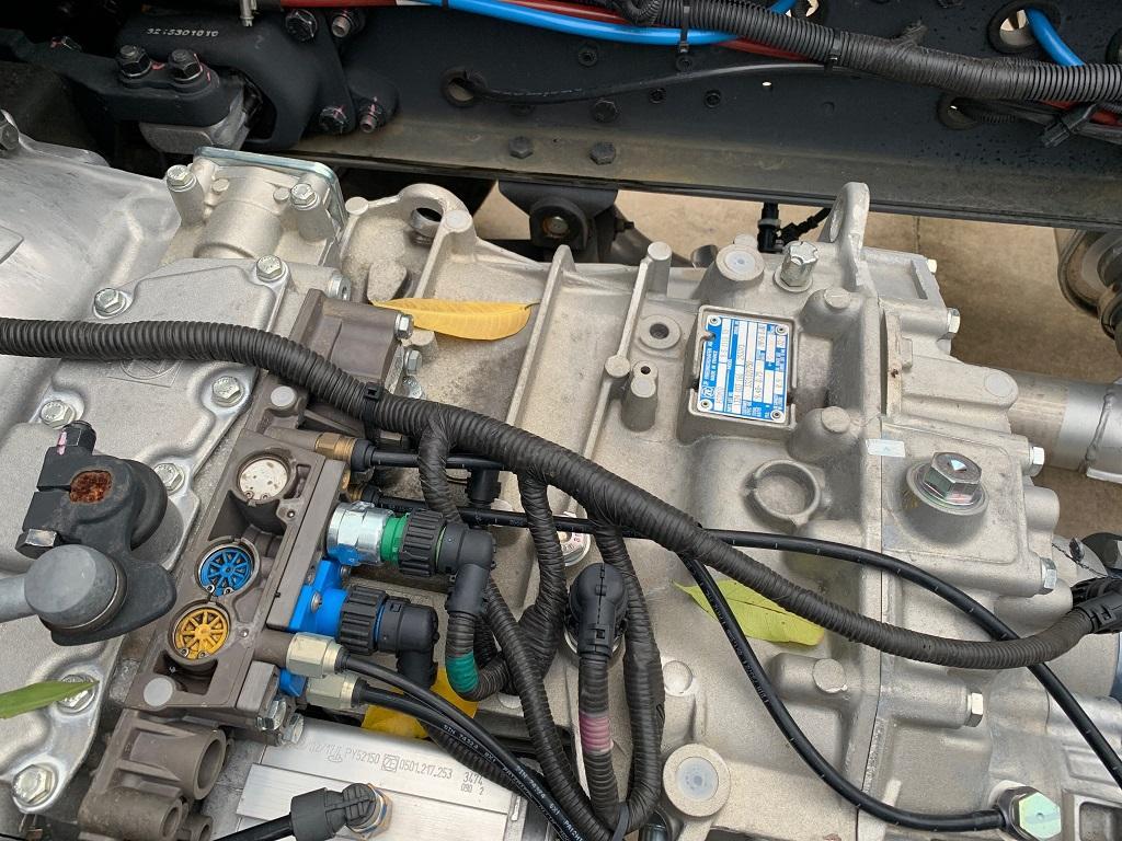 Hộp số cơ khí đến từ Volvo