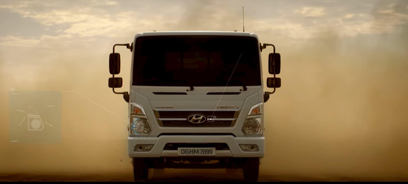 Dòng xe tải Hyundai EX mới sẽ được thương mại hóa tại Việt Nam