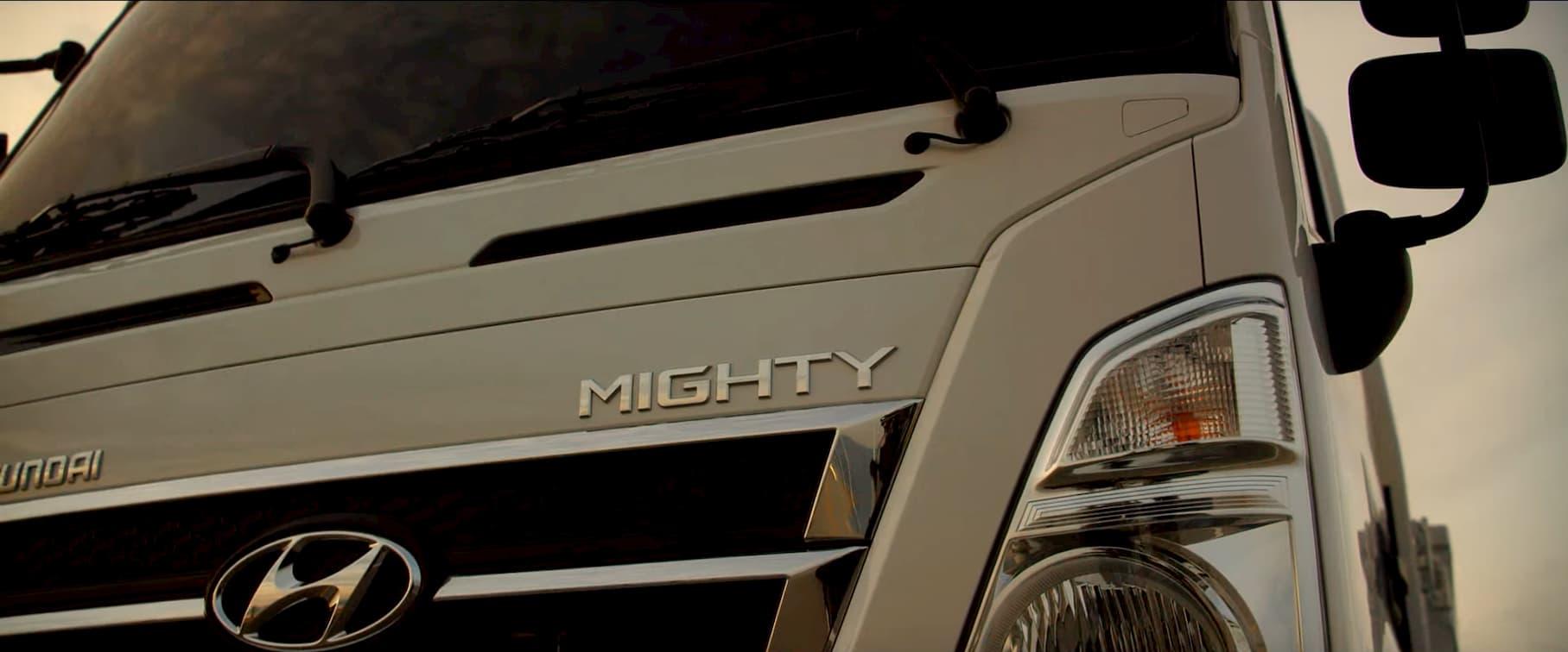 Thiết kế đột phá của xe tải Hyundai Mighty EX