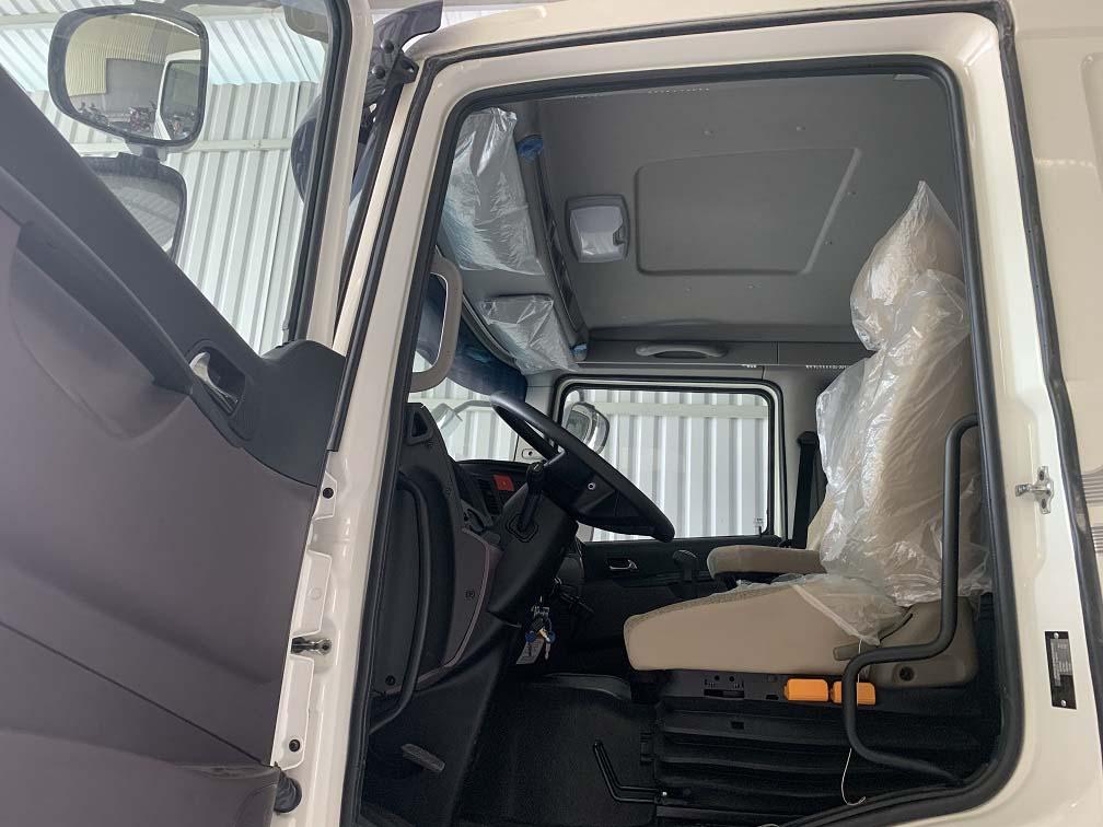 Ghế ngồi của tài xế trên xe