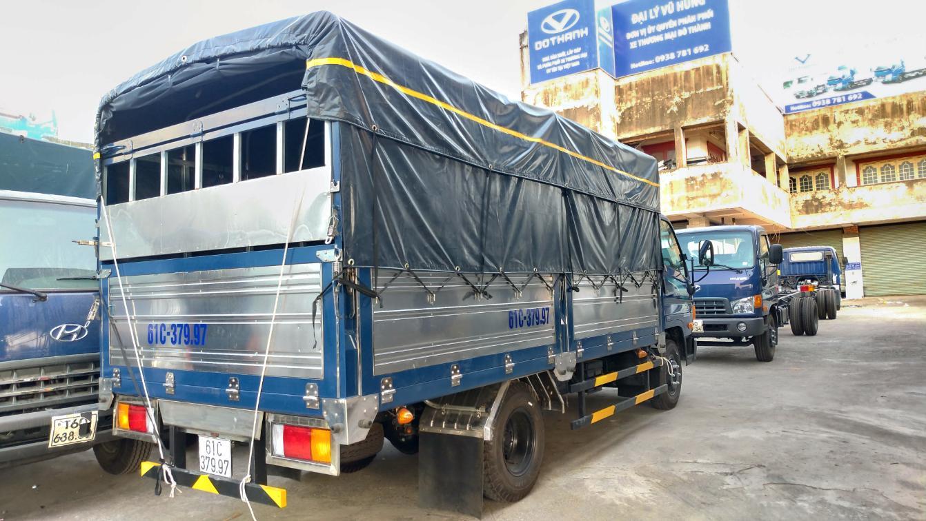 Xe tải 3.5 tấn đáng mua nhất