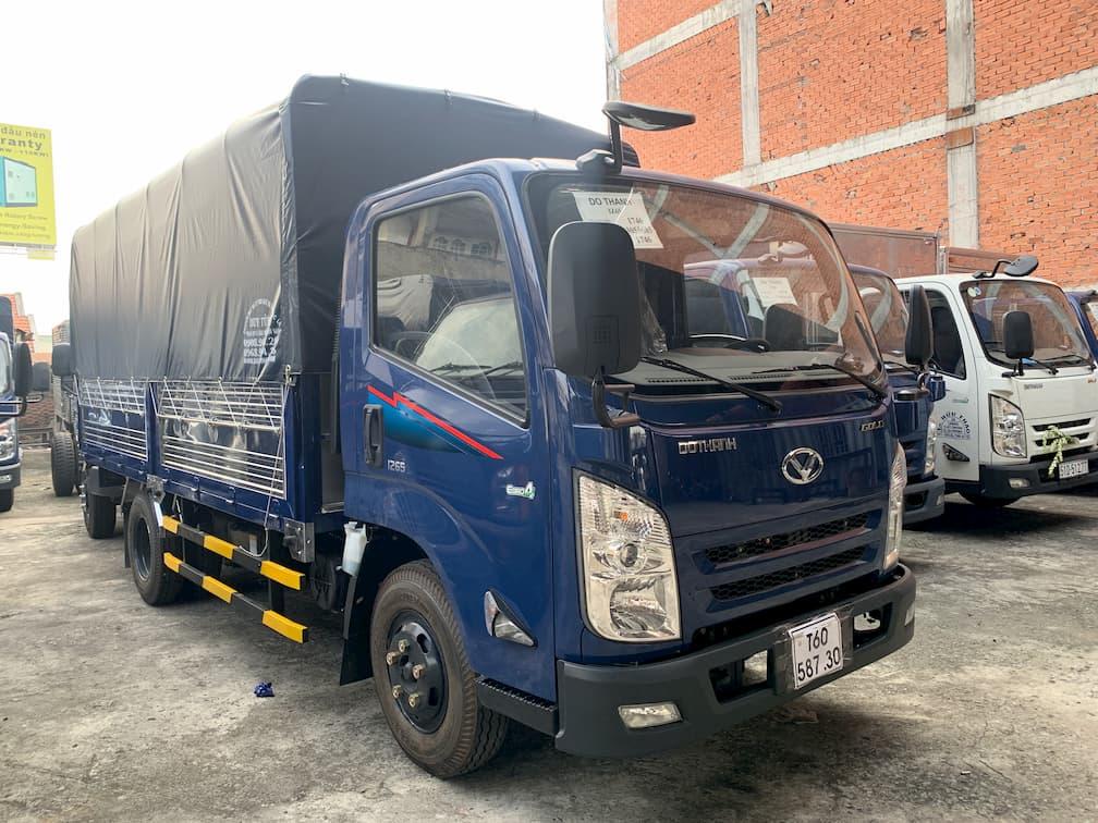 Xe tải IZ65 Đô Thành 3.5 tấn cũng là một lựa chọn tốt
