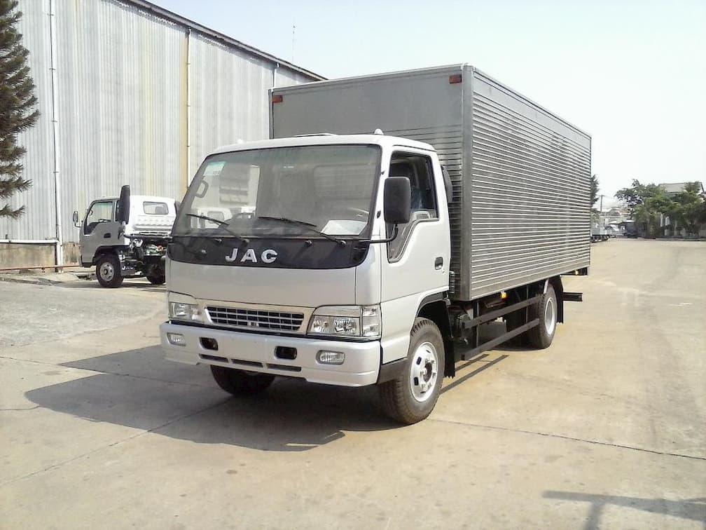 Xe tải JAC 3.5 tấn N350 thùng kín