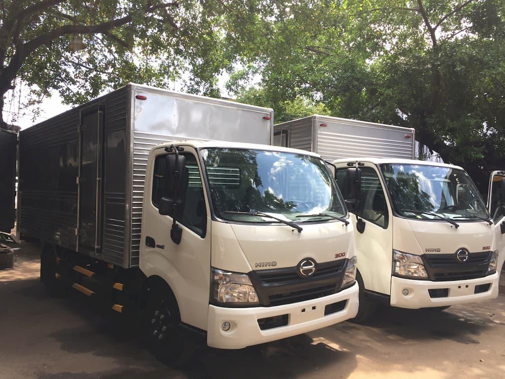 Xe tải Hino XZU352