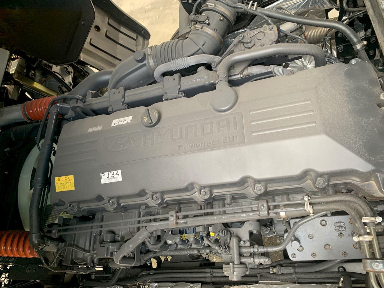 Động cơ Hyundai D6CC41