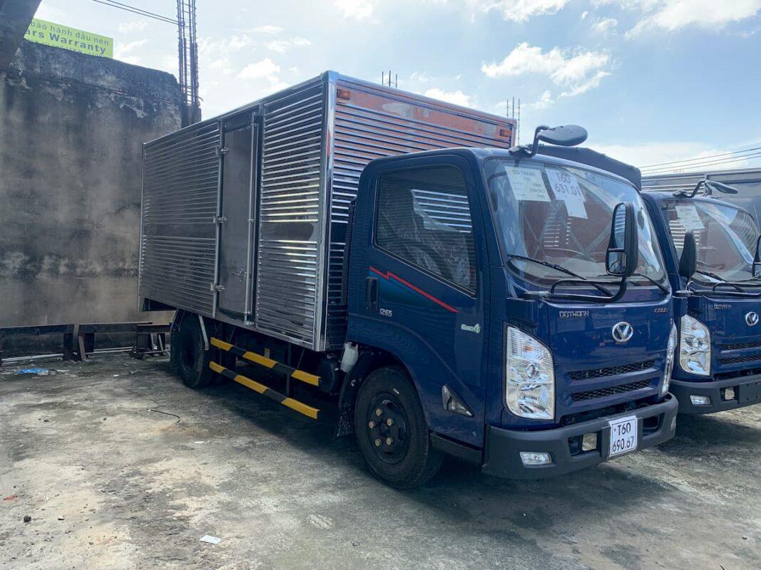 Xe tải IZ65 Đô Thành 1.9 tấn thùng dài