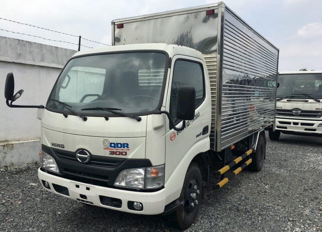 Dòng xe tải Hino 300 1.9 tấn