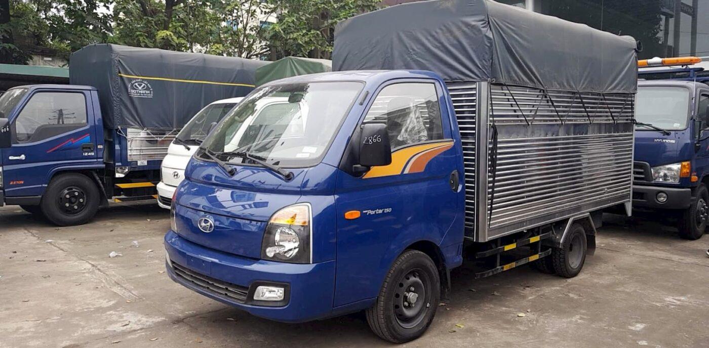Xe tải nhẹ Hyundai Porter 150