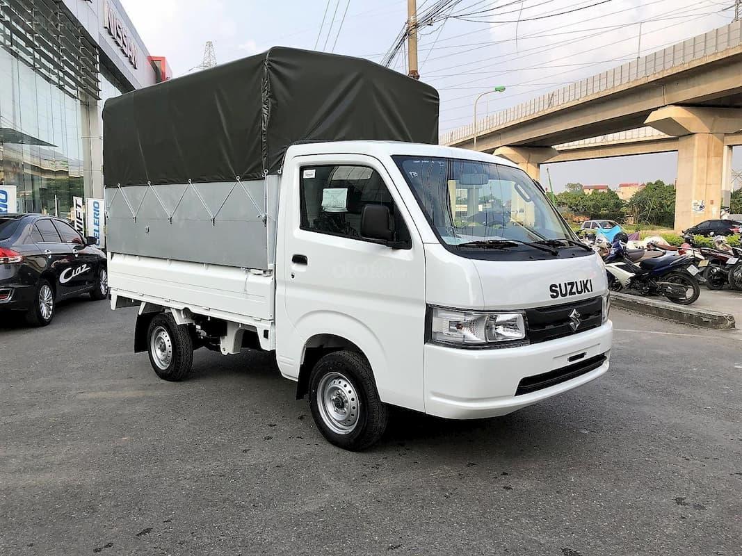 Xe tải nhỏ SUZUKI nhẹ vô thành phố quen thuộc