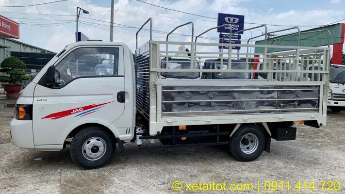 Xe tải nhẹ JAC 990 kg giá tốt