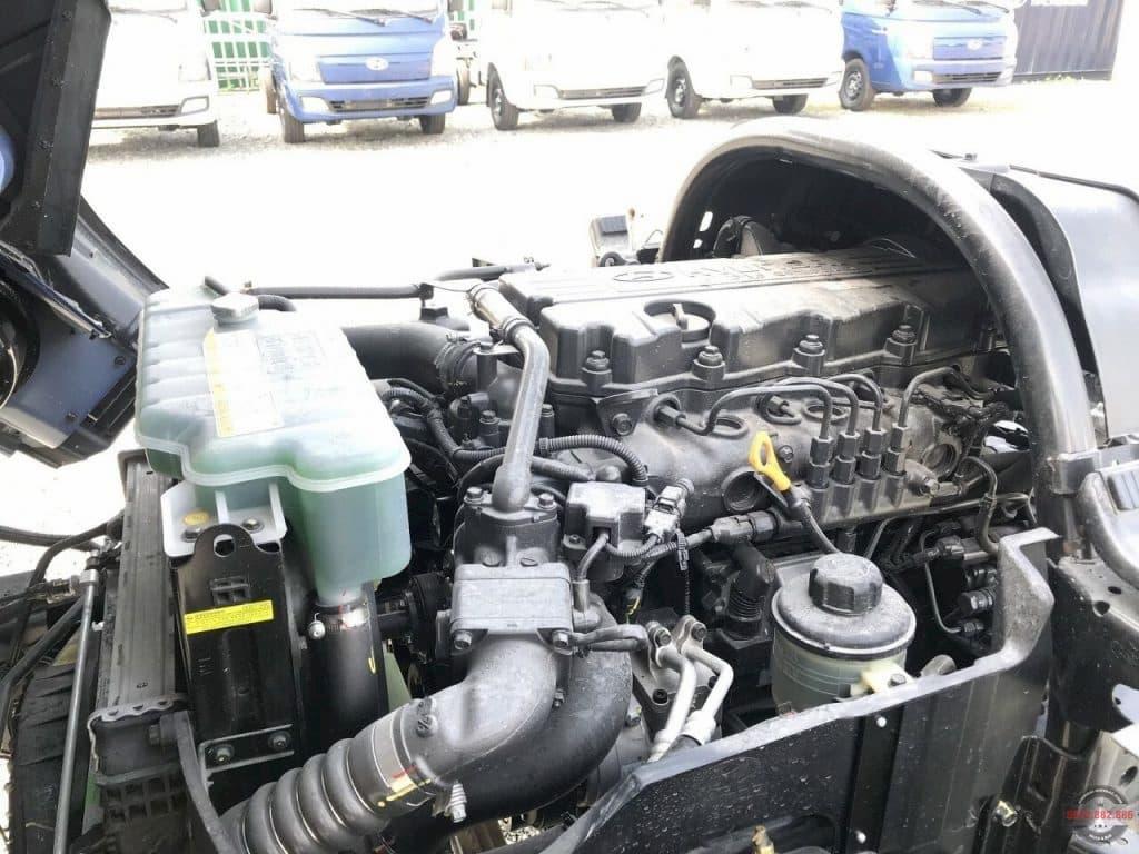 Động cơ Hyundai D4GA chính hãng