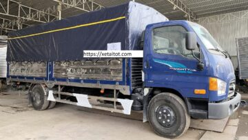 Xe tải Hyundai 7 tấn 110SL