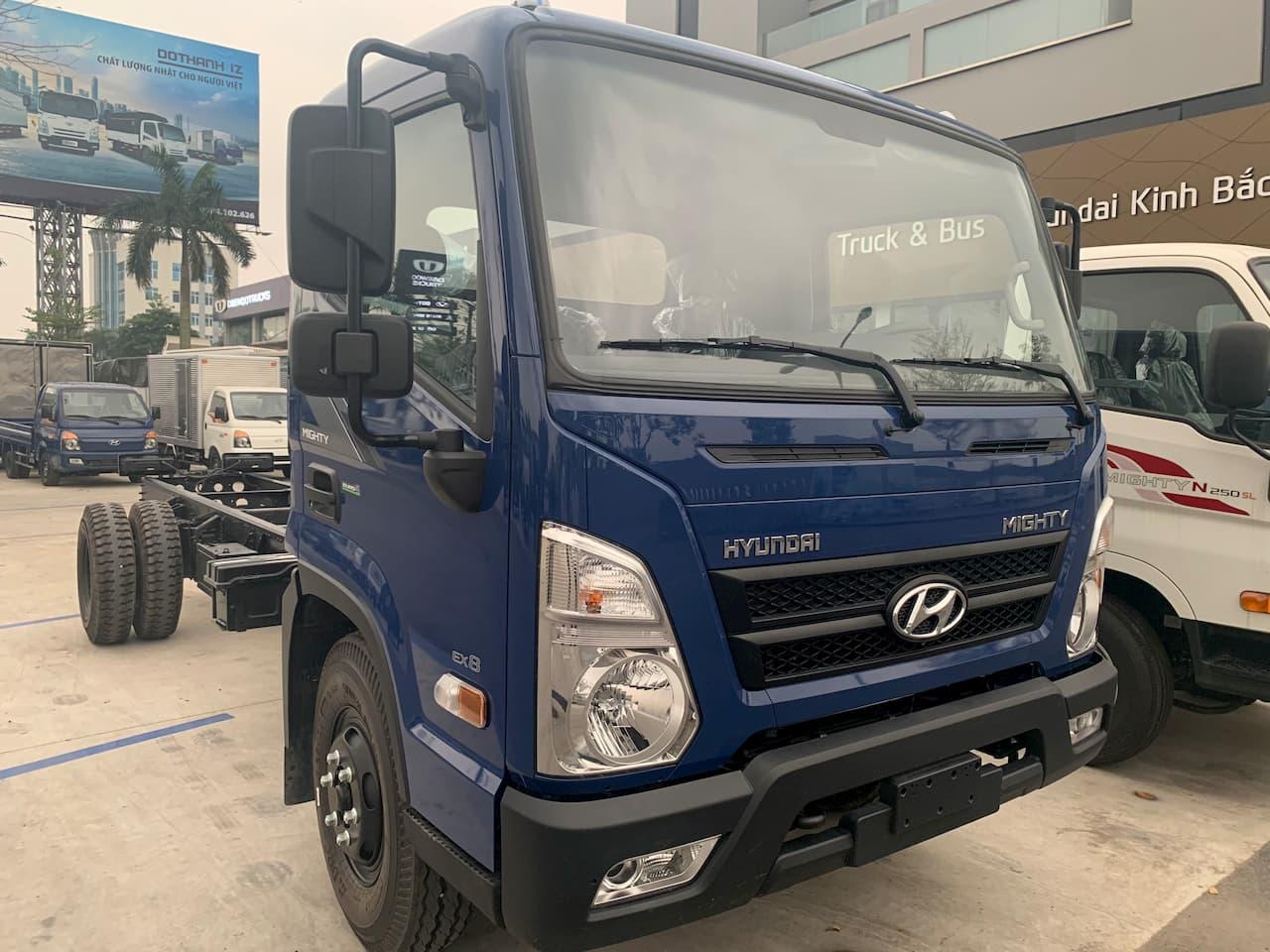 Xe tải Hyundai EX8