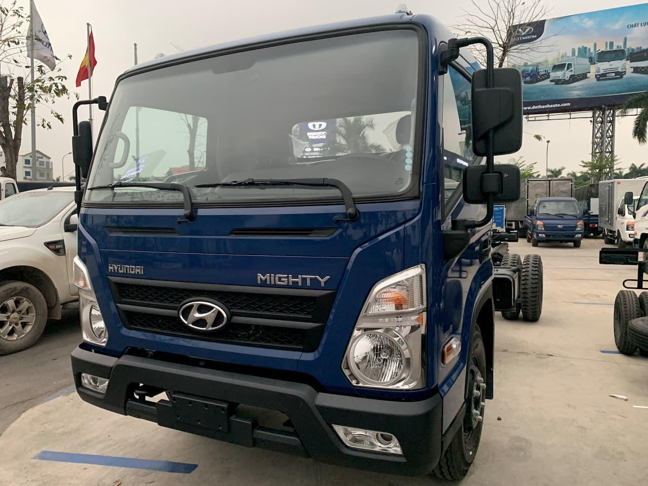 Hyundai EX có ngoại thất khác biệt