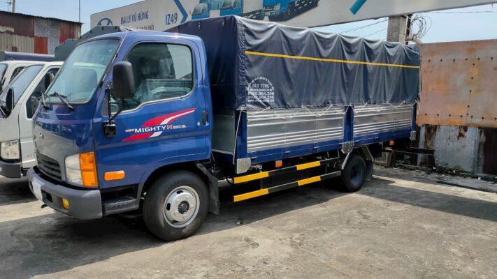 Xe tải Hyundai 2.5 tấn