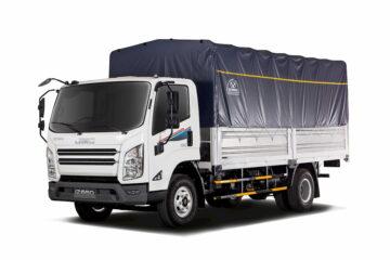 Xe tải Đô Thành IZ650-SE 6.5 tấn thùng bạt gía đại lý