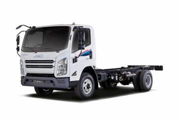 Ngoại thất cuốn hút của xe tải Đô Thành IZ650-SE