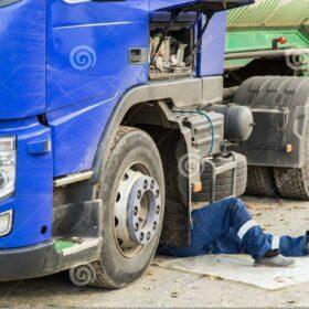kiểm tra định kì xe tải