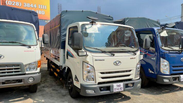 Mua xe tải Đô Thành