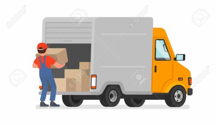 Xe tải Taxi chuyển nhà trọn gói