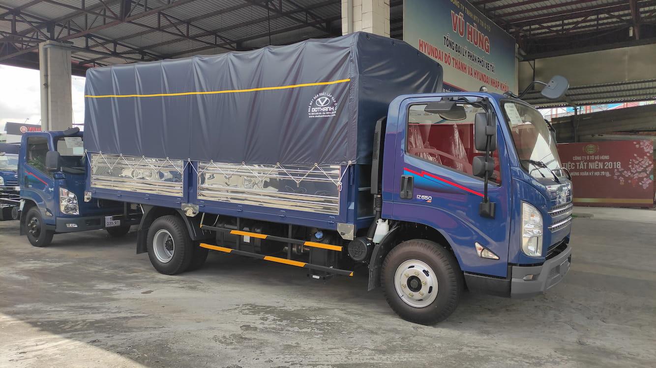 Giá Xe tải Đô Thành IZ650 SE 6.5 tấn tháng 9/2020