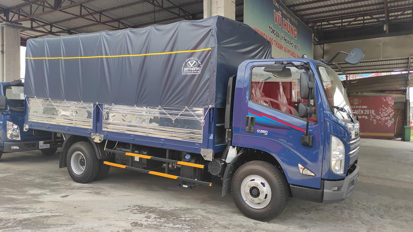 Xe tải Đô Thành 6.5 tấn
