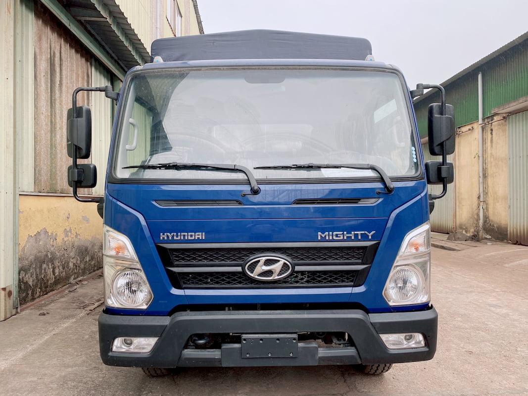Thiết kế mới của Hyundai EX8 GTL