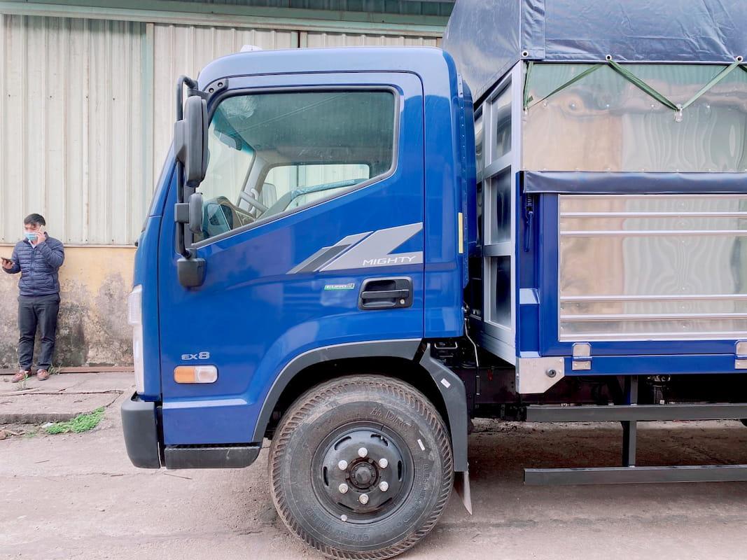 Thiết kế Hyundai EX8 GTL