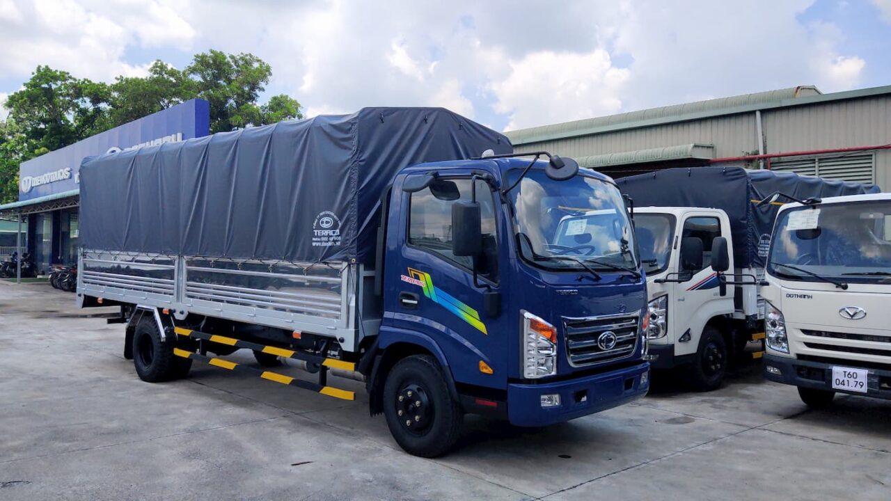 Tera 190SL thùng dài