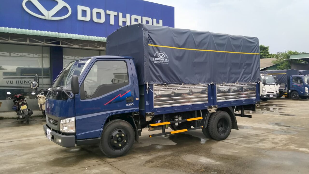 Xe tải Đô Thành IZ200