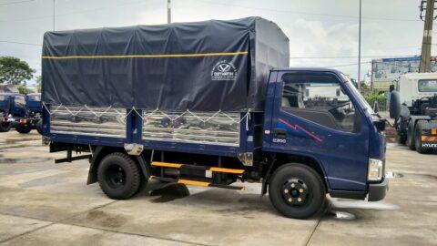 Xe tải Đô Thành IZ200 thùng bạt