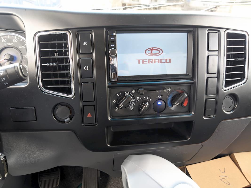 Hệ thống điều khiển xe tải Tera 345SL
