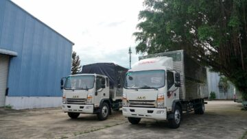 Xe tải JAC N800 8 tấn