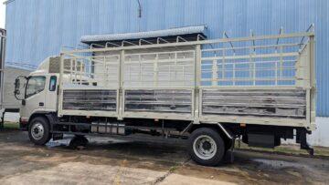 Xe tải JAC N800 tải trọng 8 tấn