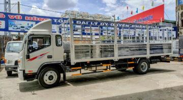 Giá Xe tải JAC N800 8 tấn