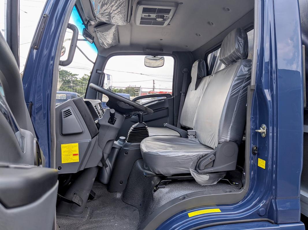 Nội thất xe tải Tera 345SL 3.5 tấn