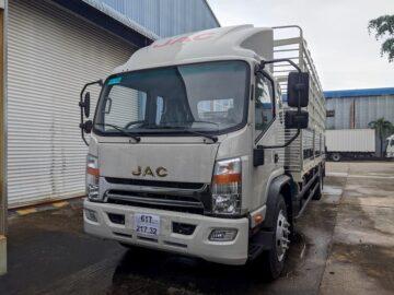 Thiết kế ngoại hình JAC N800