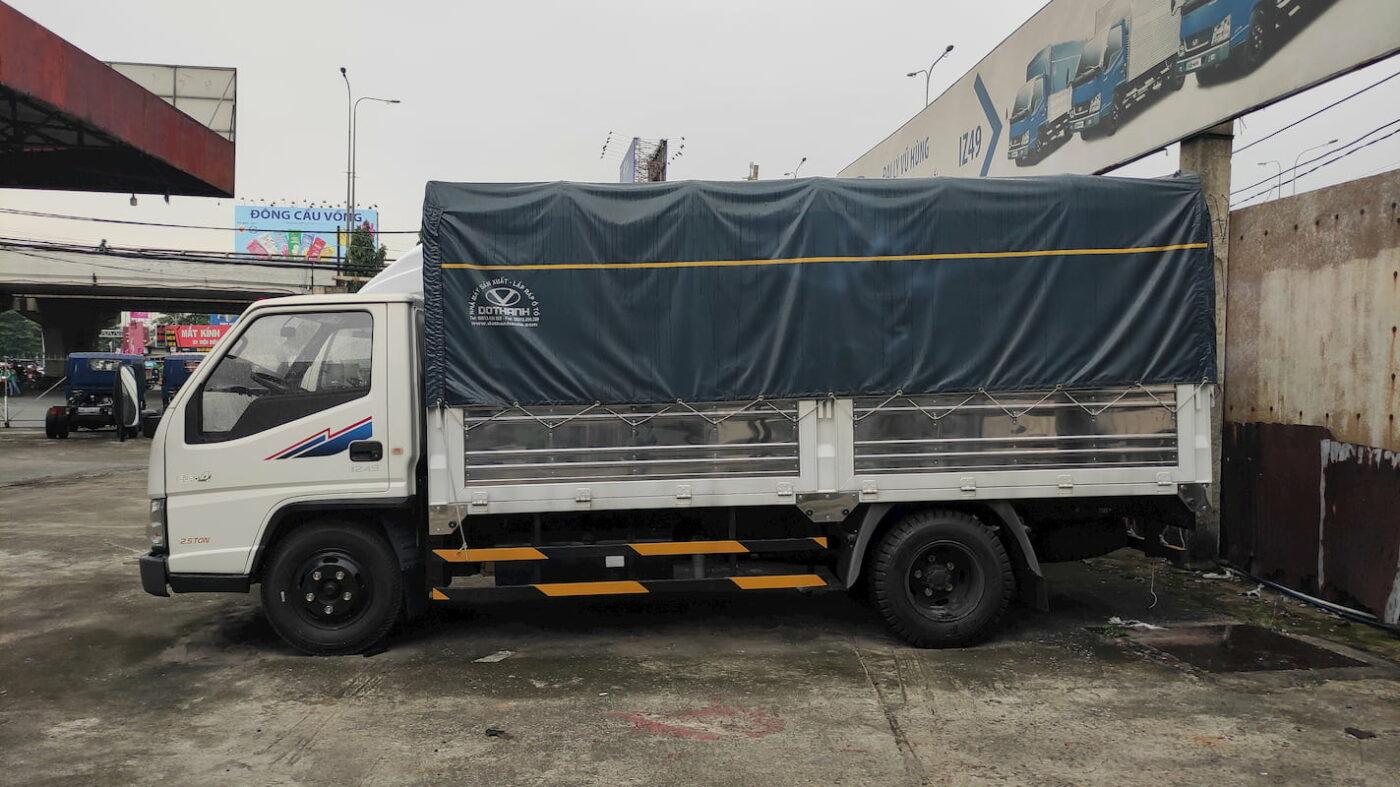 Xe tải Đô Thành IZ49 mới nhất